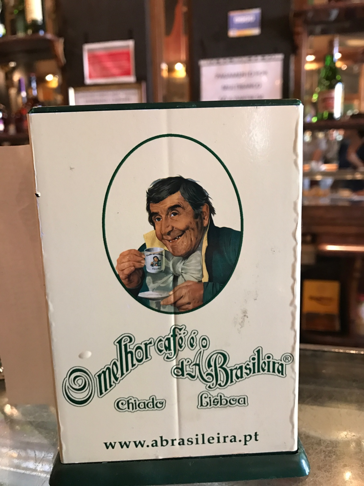 Café A Brasileira - BeterWeter